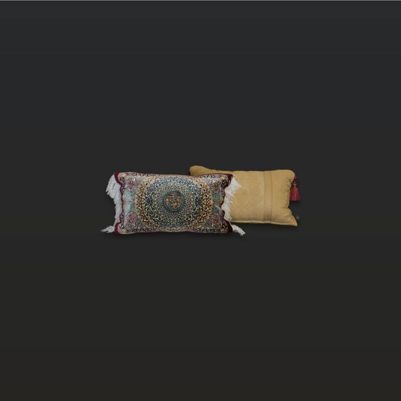 ペルシャ絨毯オリジナルクッション(536)