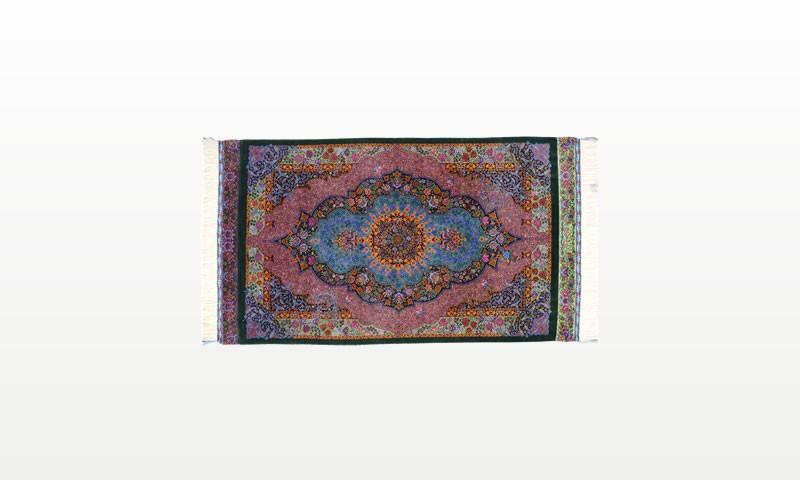 ペルシャ絨毯(15-8-67)
