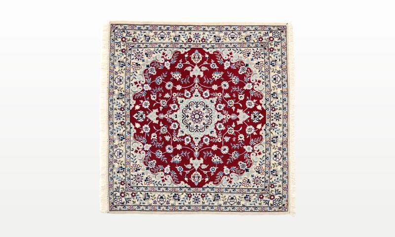 ペルシャ絨毯(8-5-37)