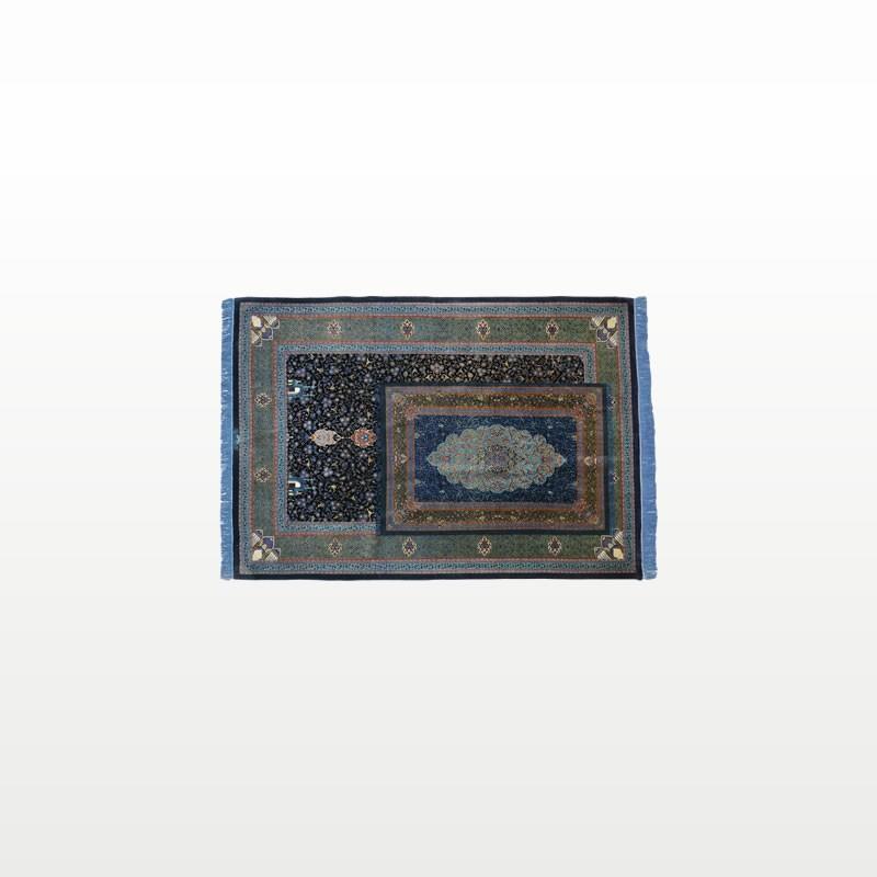 ペルシャ絨毯(DS45)