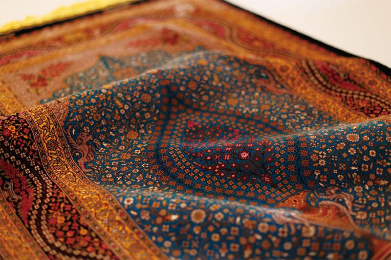 ペルシャ絨毯について