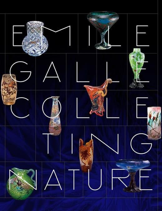 ポーラ美術館「エミール・ガレ自然の蒐集」展覧会